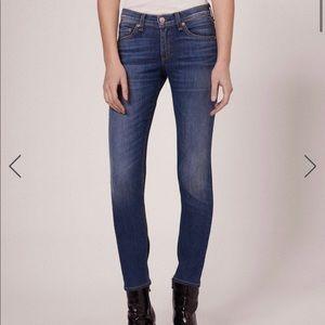 Rag & Bone cropped skinny jean